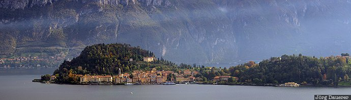 Bellagio, Lake Como, Lombardy, Italy