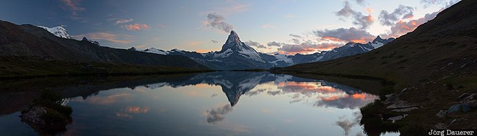 Matterhorn, Wallis, Switzerland