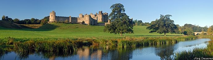 Almwick Castle, Northumberland, England, United Kingdom