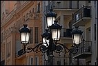 Spain, Andalusia, Cordoba, houses, architecture, street lamp, morning light, Andalusia, Cordoba, Spain